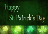 12584635-a-st-patrick-s-day-illustration-4-different-shamrock-shapes-and-happy-st-patrick-s-day-letters-in-th