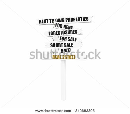 stock-photo-real-estate-directional-arrow-sign-rent-to-own-for-rent-foreclosures-for-sale-short-sale-sold-340683395